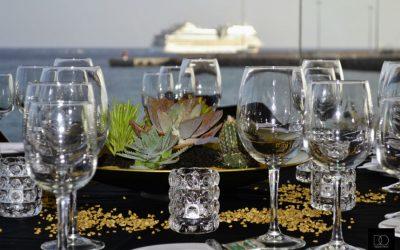 Alquiler de Menaje para bodas y eventos